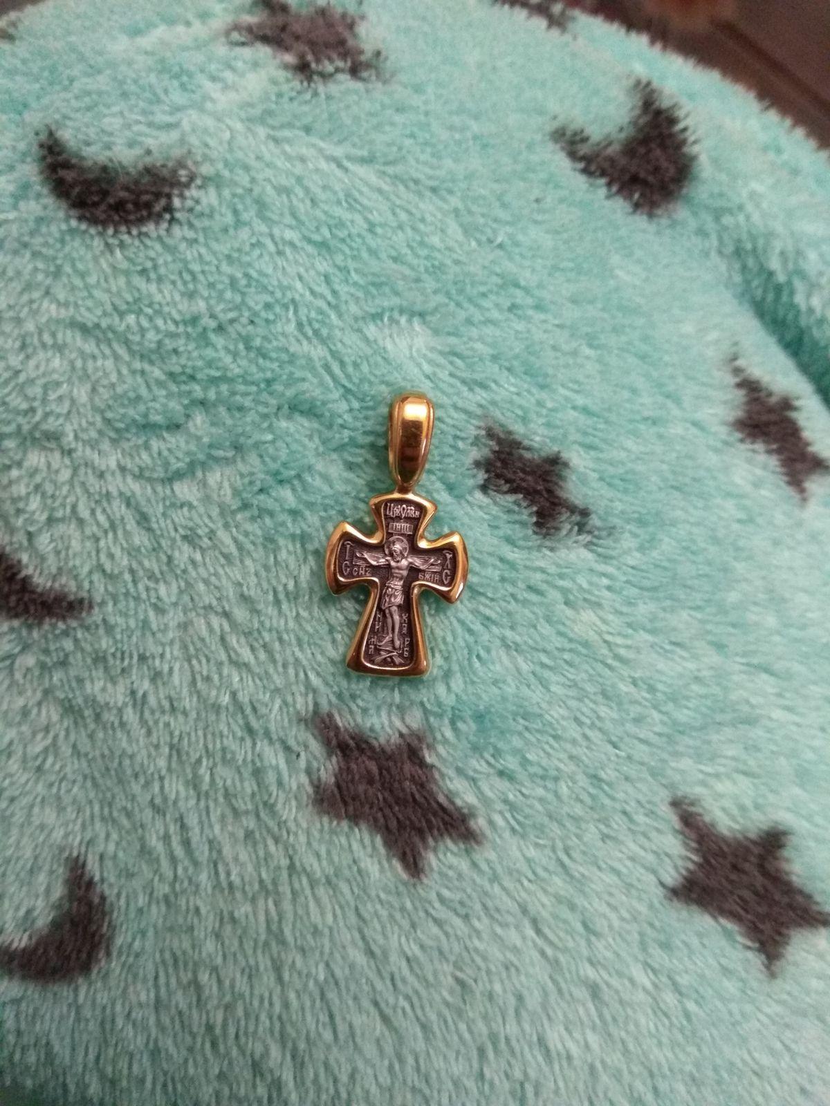 Оригинальный крест
