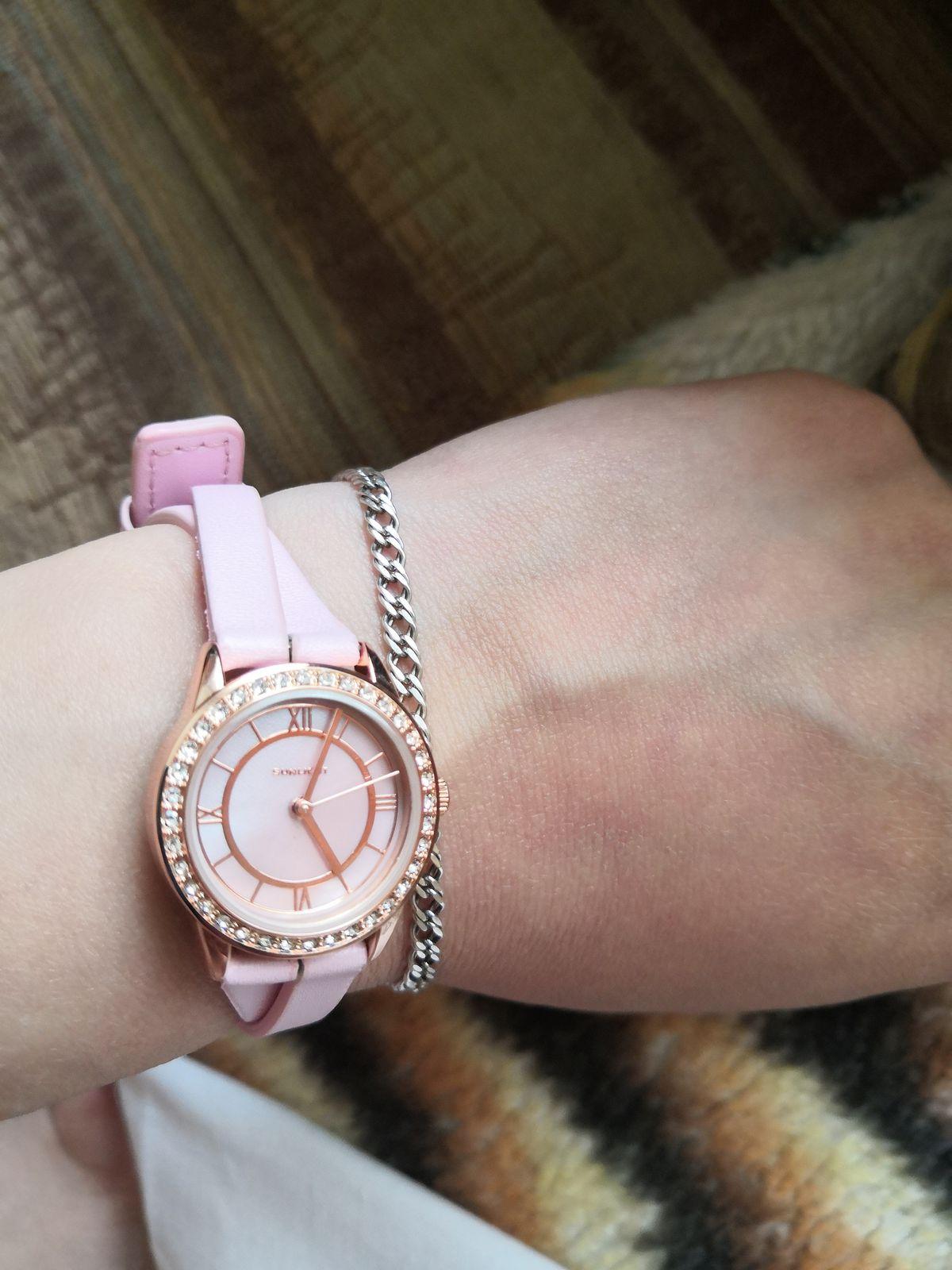 Часы милые