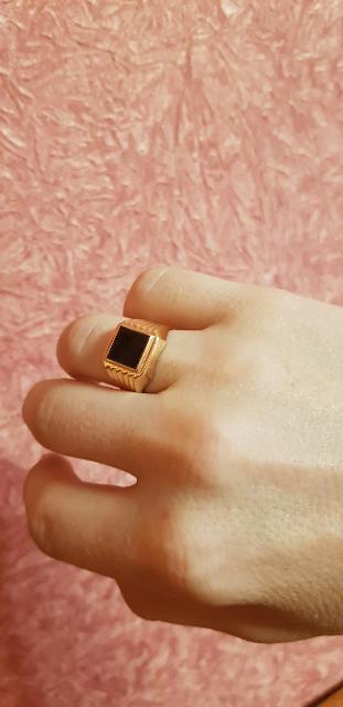 Солидное кольцо
