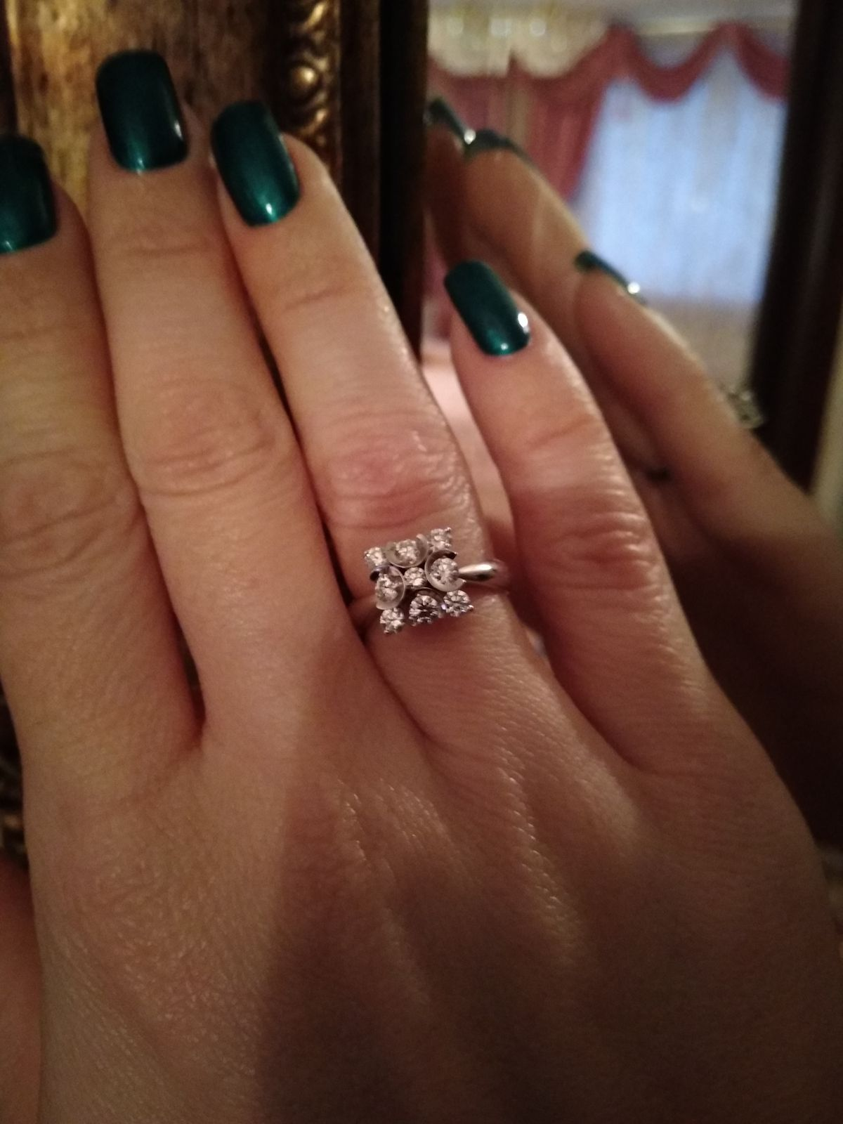Кольцо для меня
