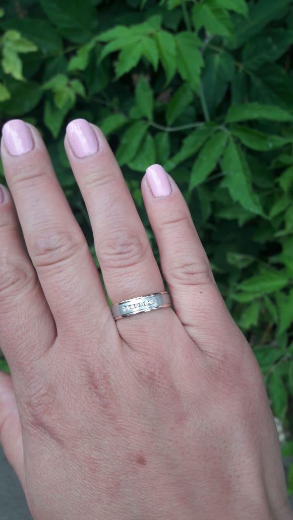 Достойные кольца
