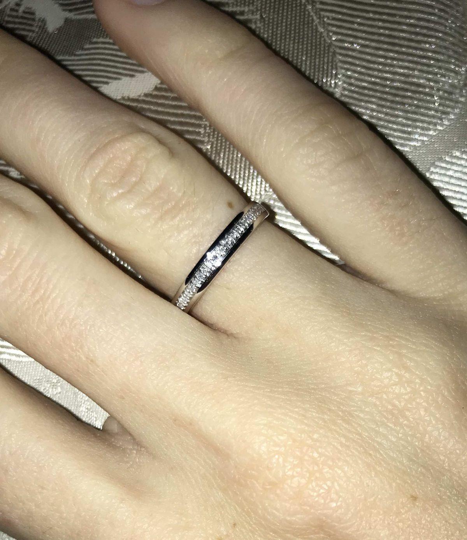 Необычное 2х стороннее кольцо