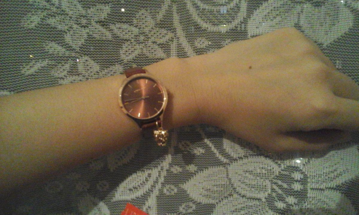 Часы с совой !