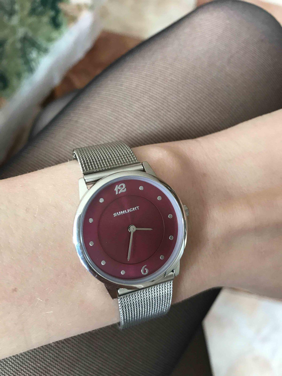 Первые мои часы и такие классные!