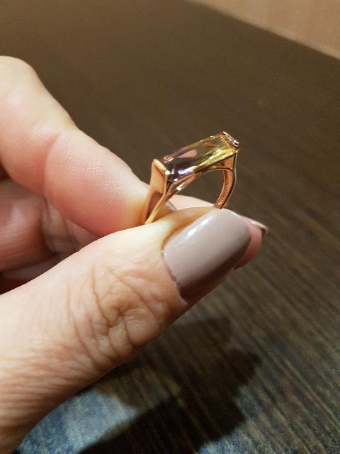 Изящный перстень