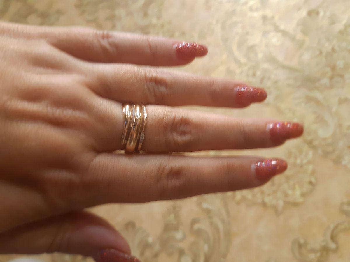 Милое кольцо!