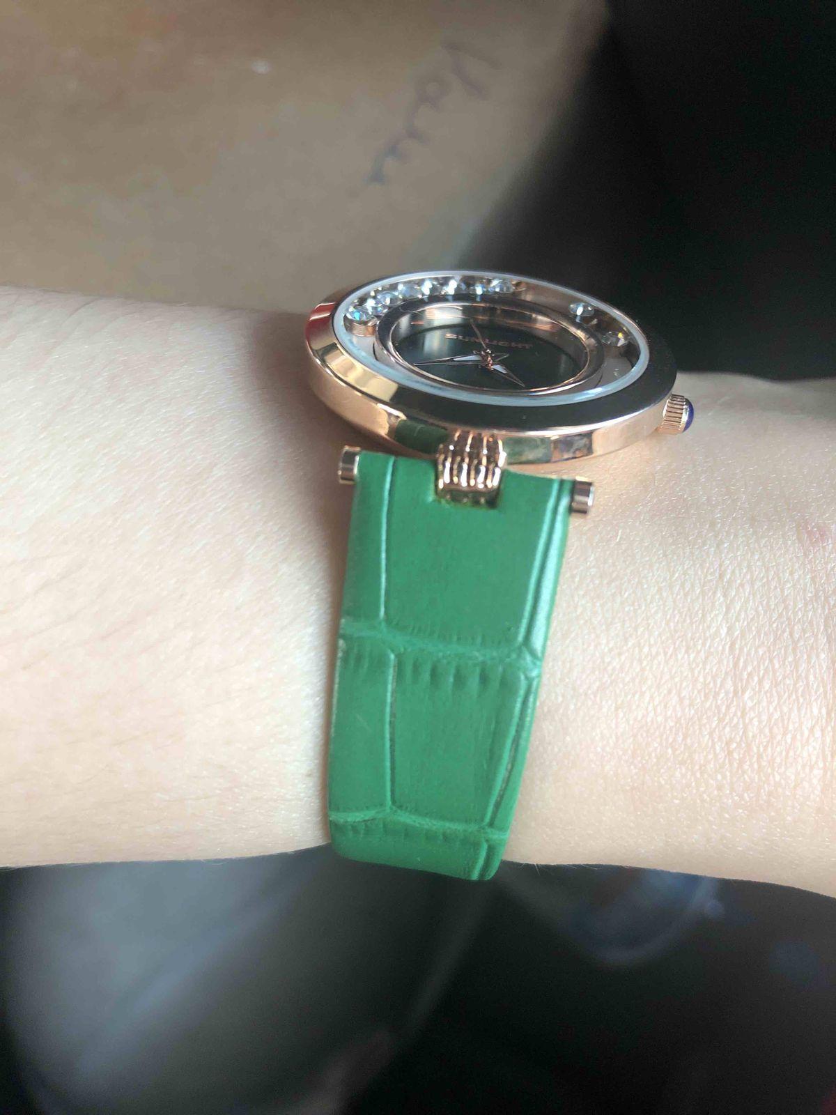 Часы красивые!