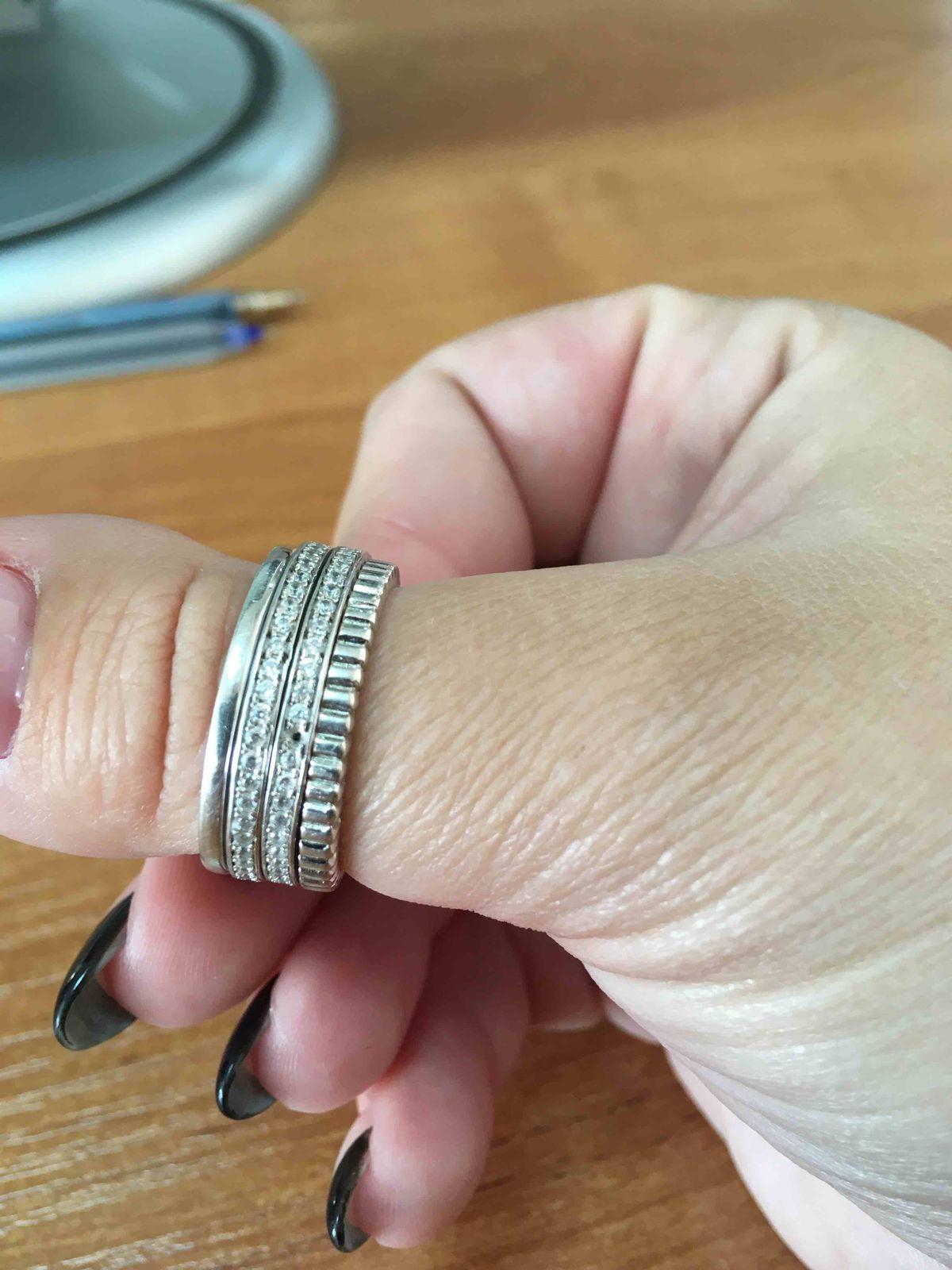 Просто замечательное кольцо!