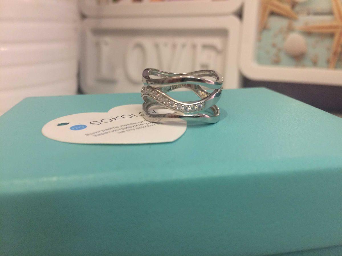 Трендовое кольцо!