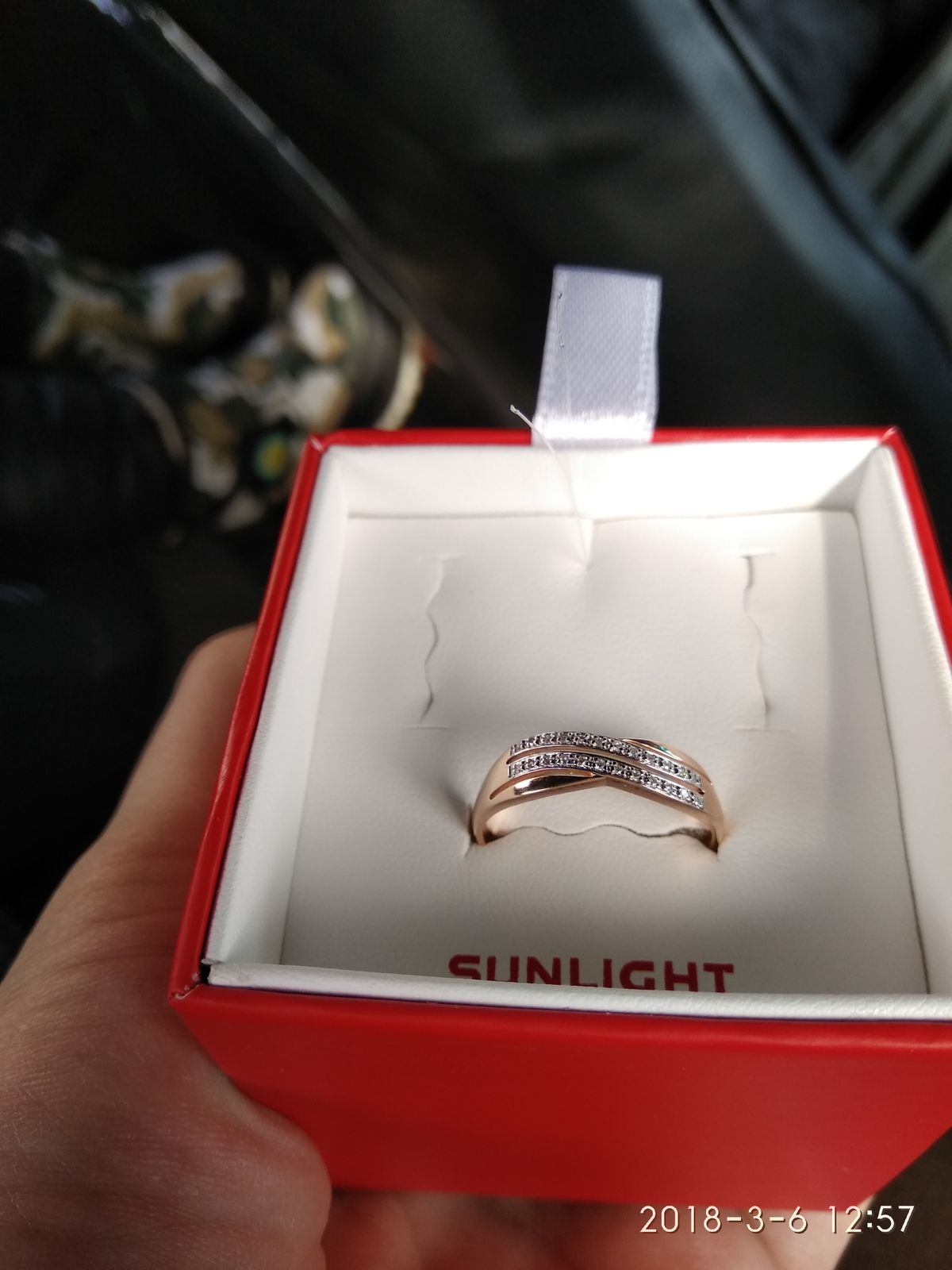 Золото-бриллианты