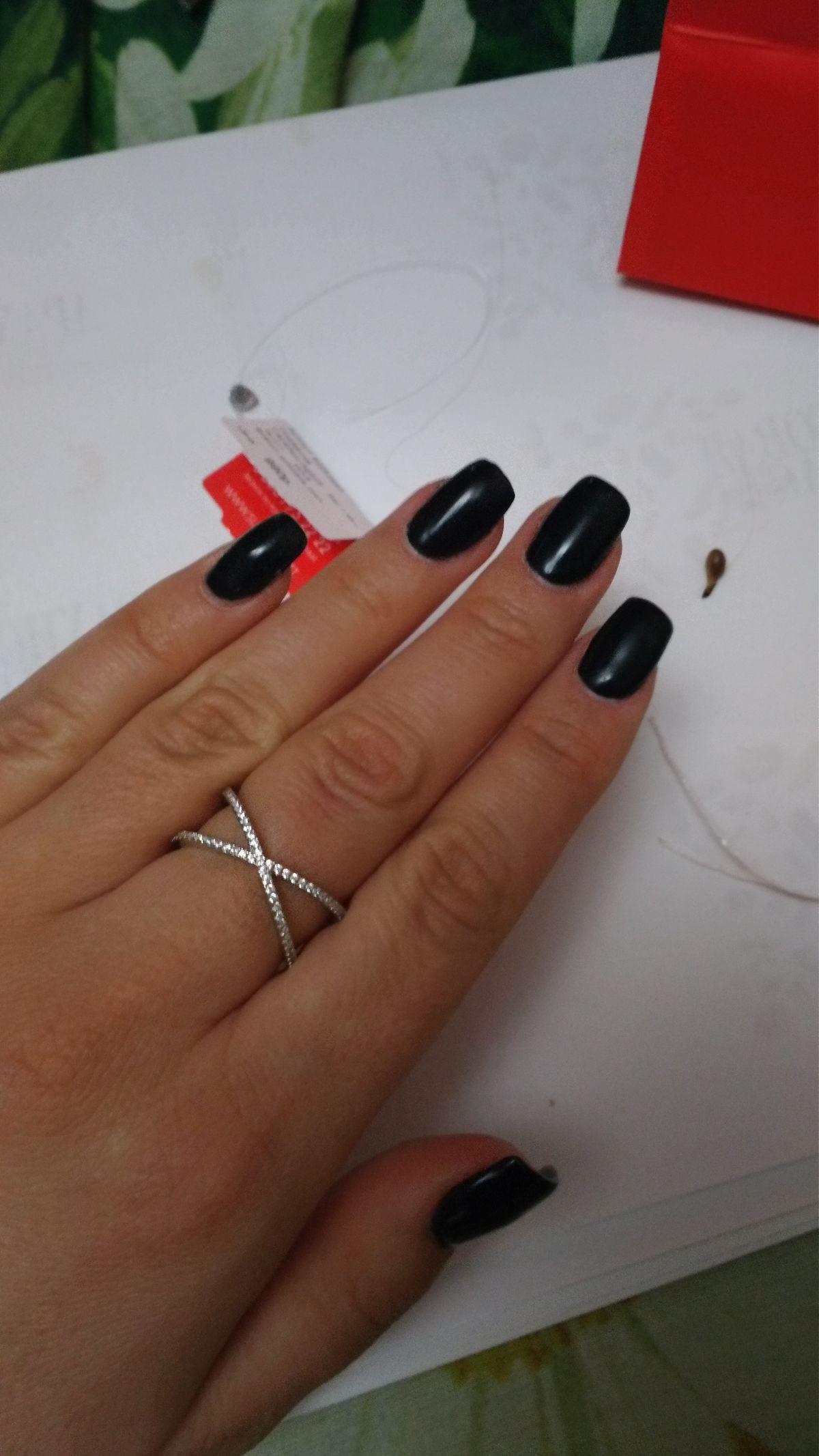 Крутое нежное кольцо, я в восторге)
