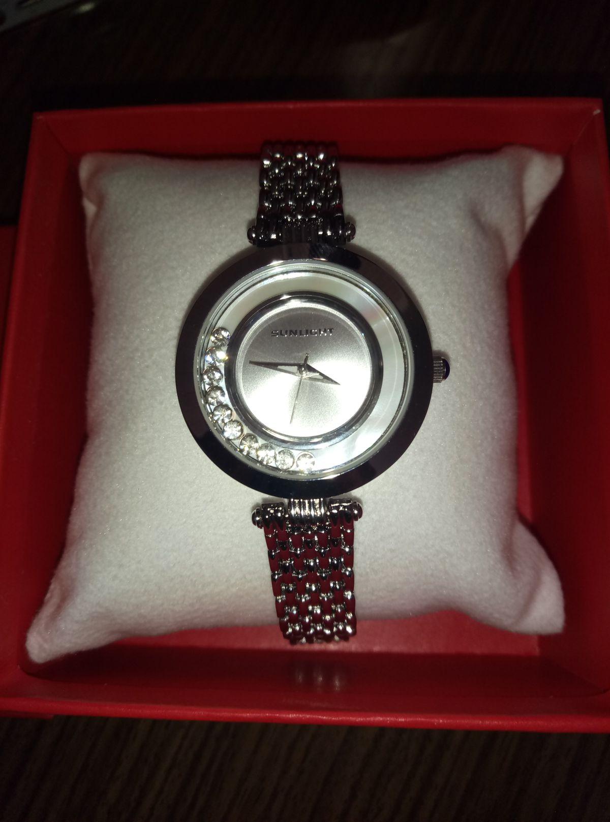 Именно этих часов не хватало в моей коллекции!
