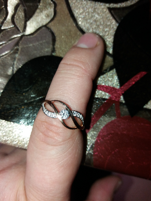 Отличное кольцо, смотрится отлично