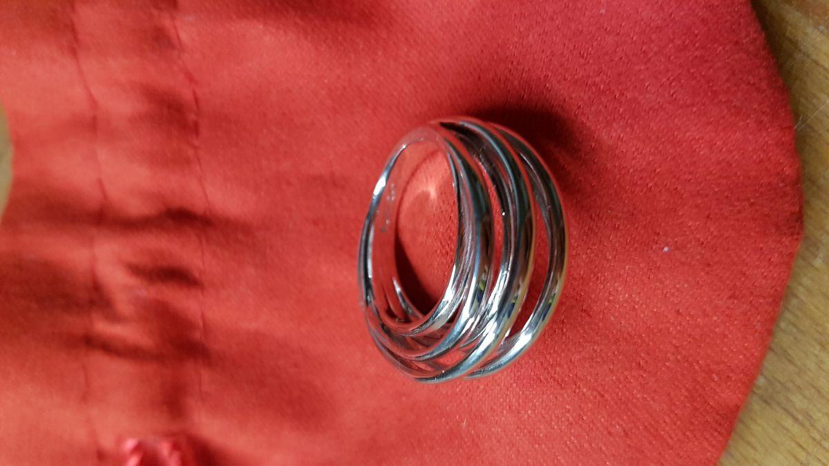 Кольцо улитка