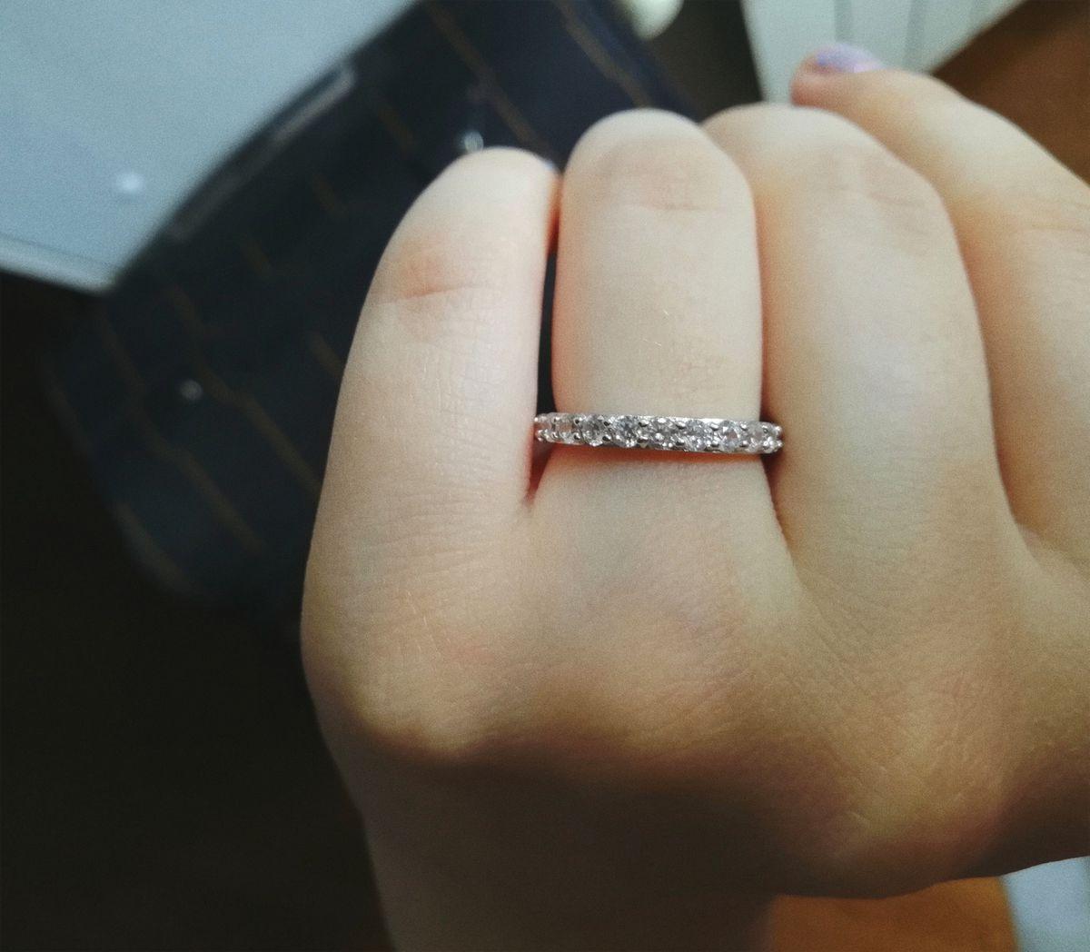 Поистине нежное кольцо