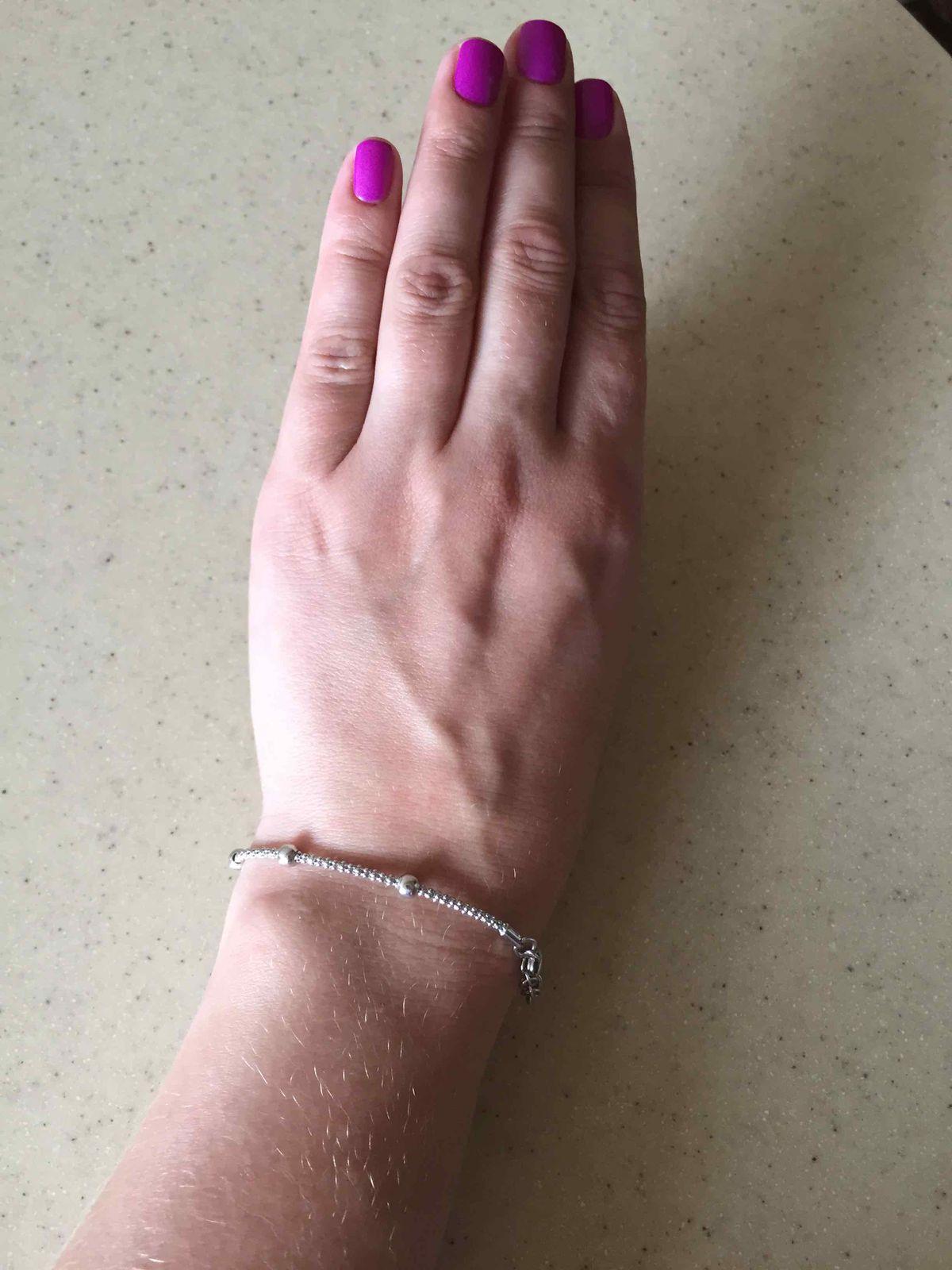 Элегантный браслетик
