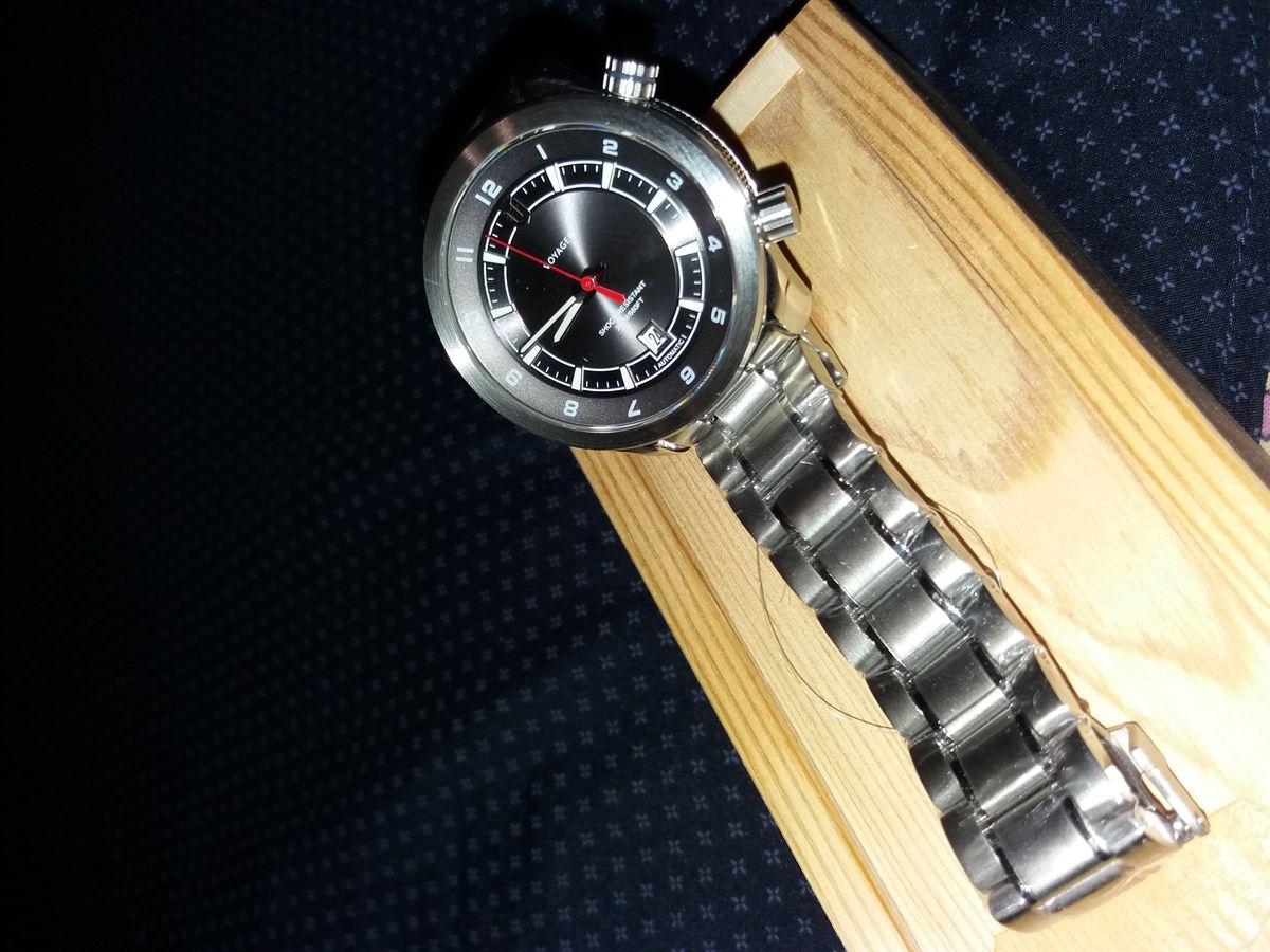 Часы  механические с автоподзаводом от UNITIME VOYAGER