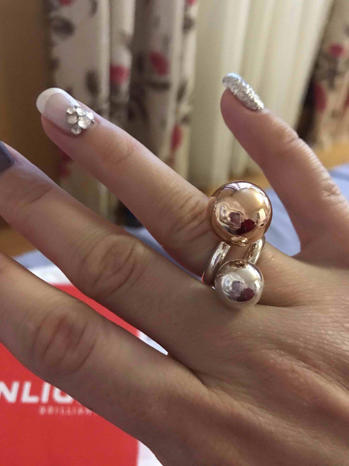 Оригинальное стильное кольцо!