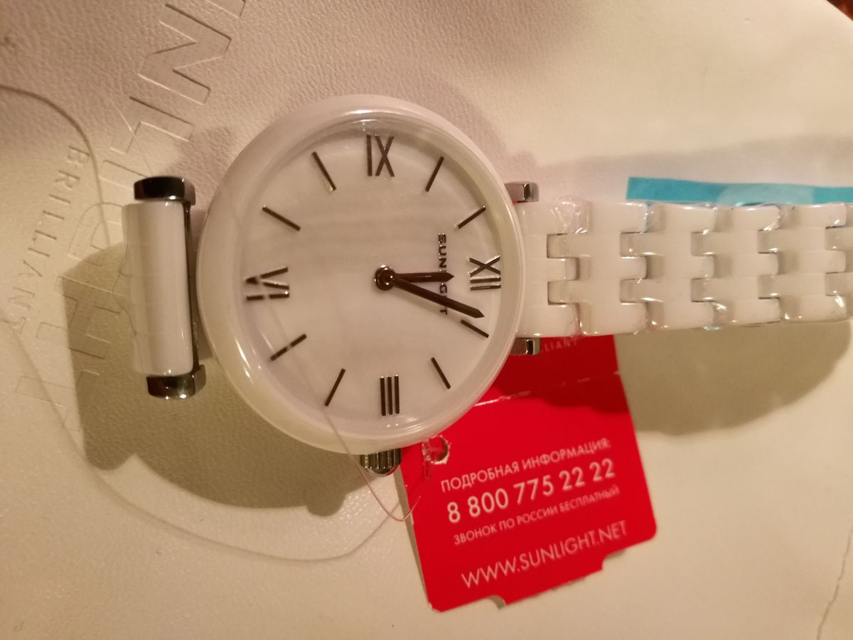 Шикарные часы - жемчужная красота!