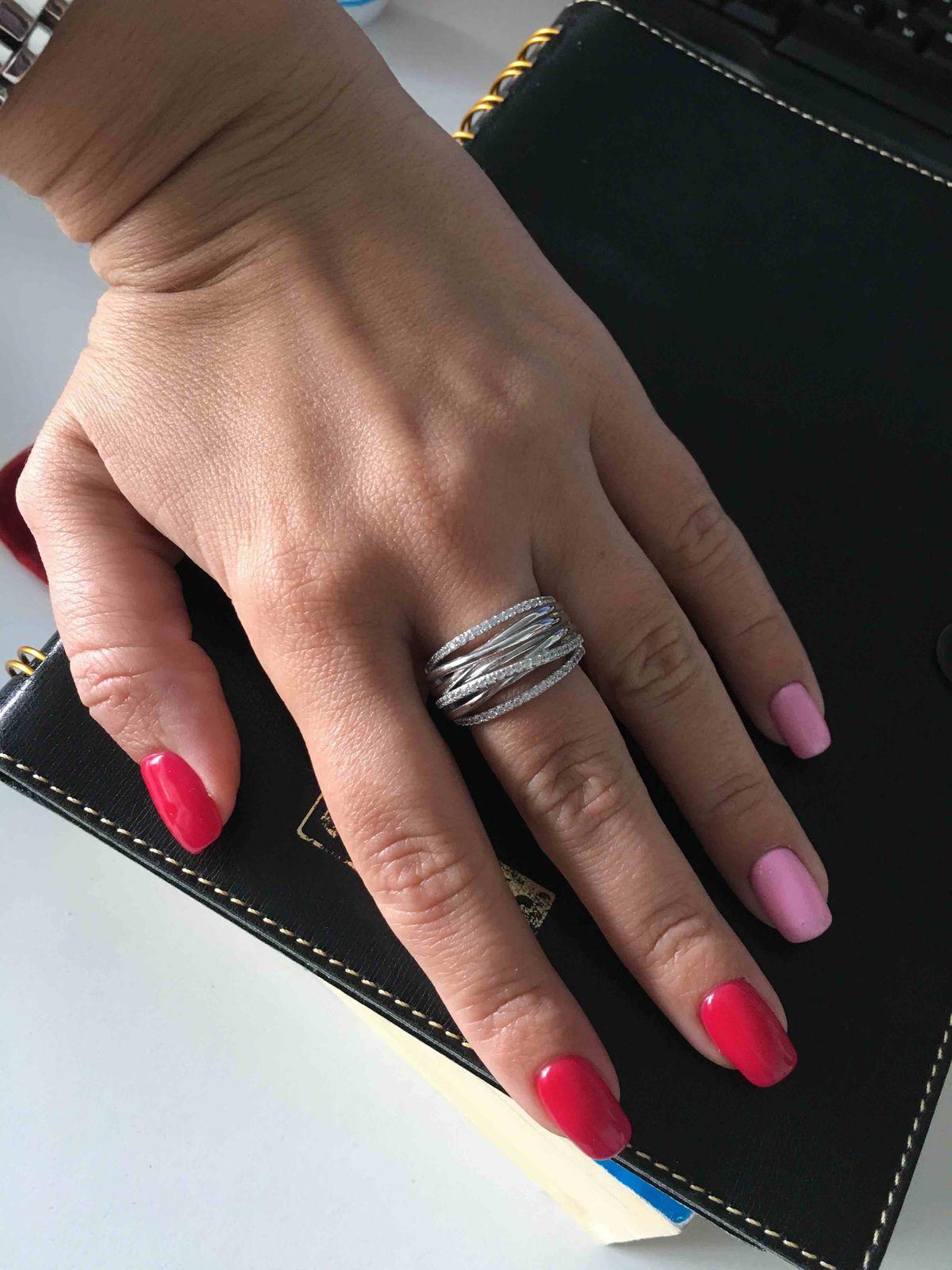 Оригинальное кольцо.Восторг