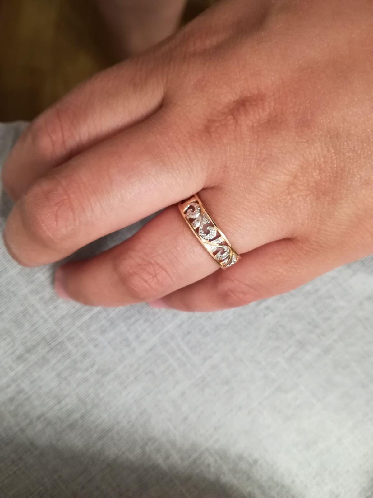 Кольцо - мечта!!! С таким можно делать предложение замуж!!
