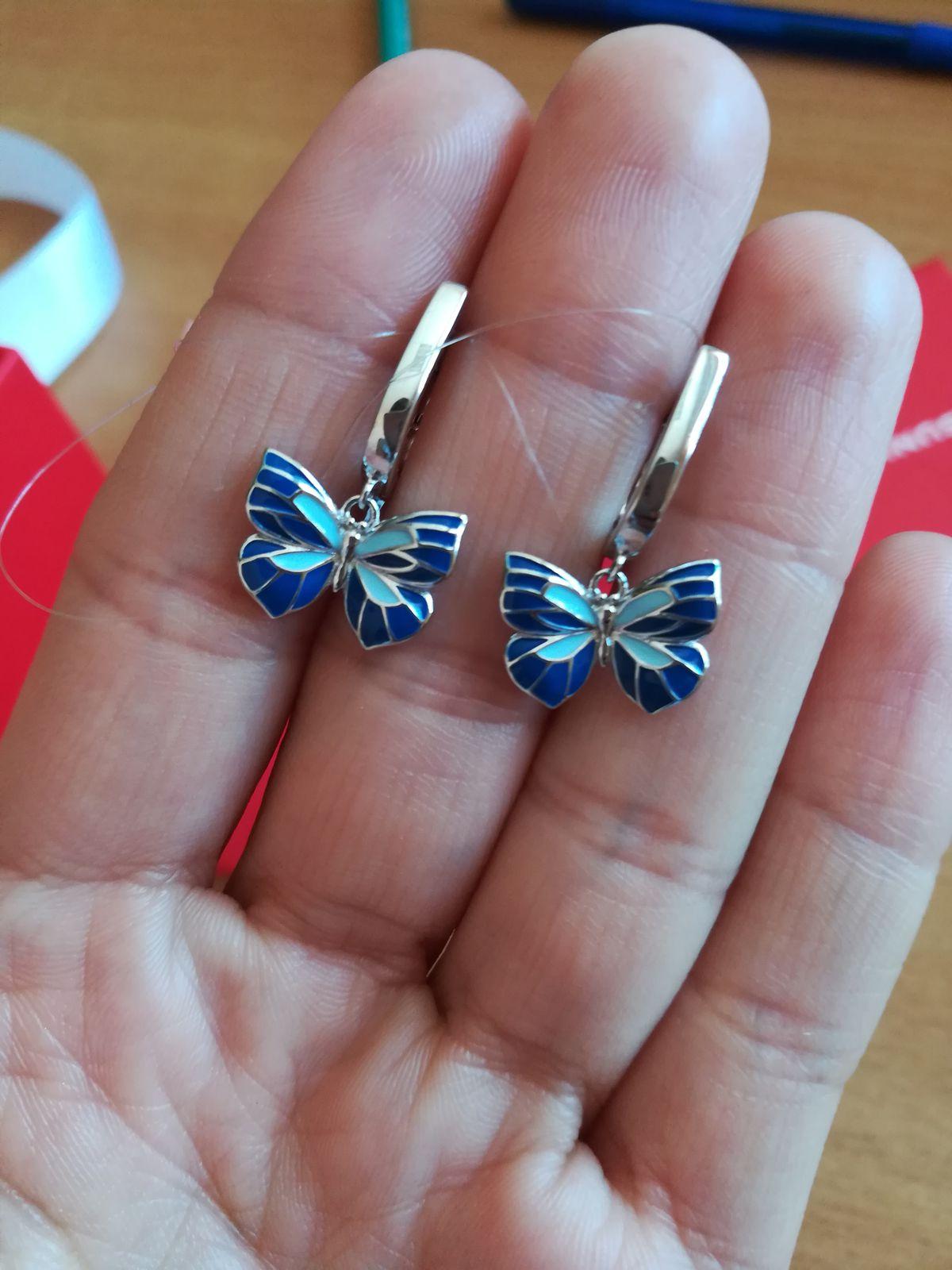 Бабочки симпатяшки