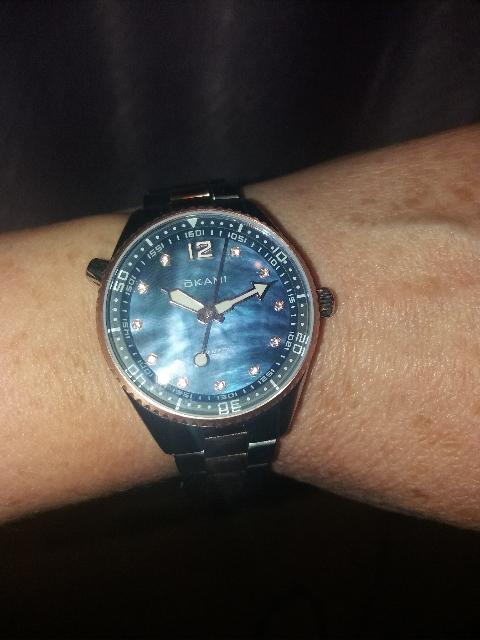 Часы для себя.