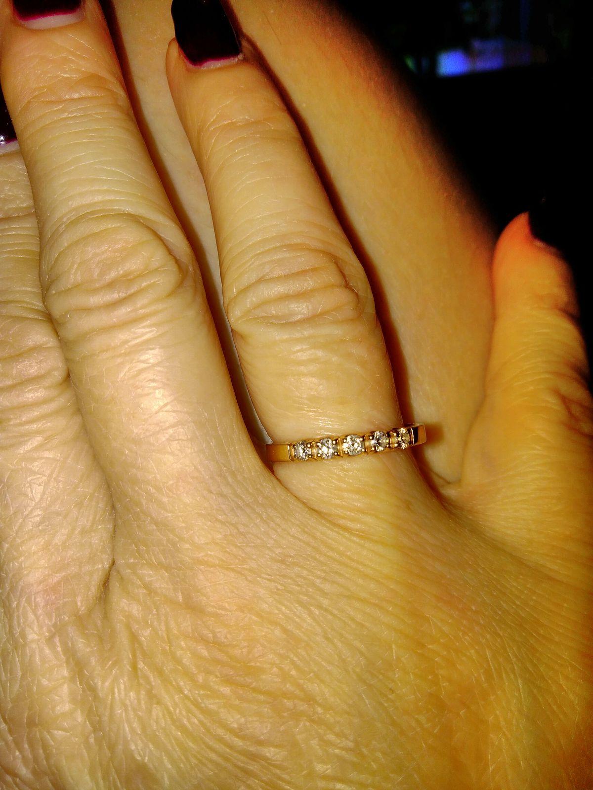 Прелесть россыпи бриллиантов
