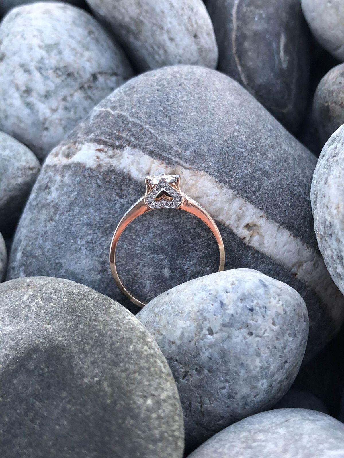 Идеальное колечко для помолвки