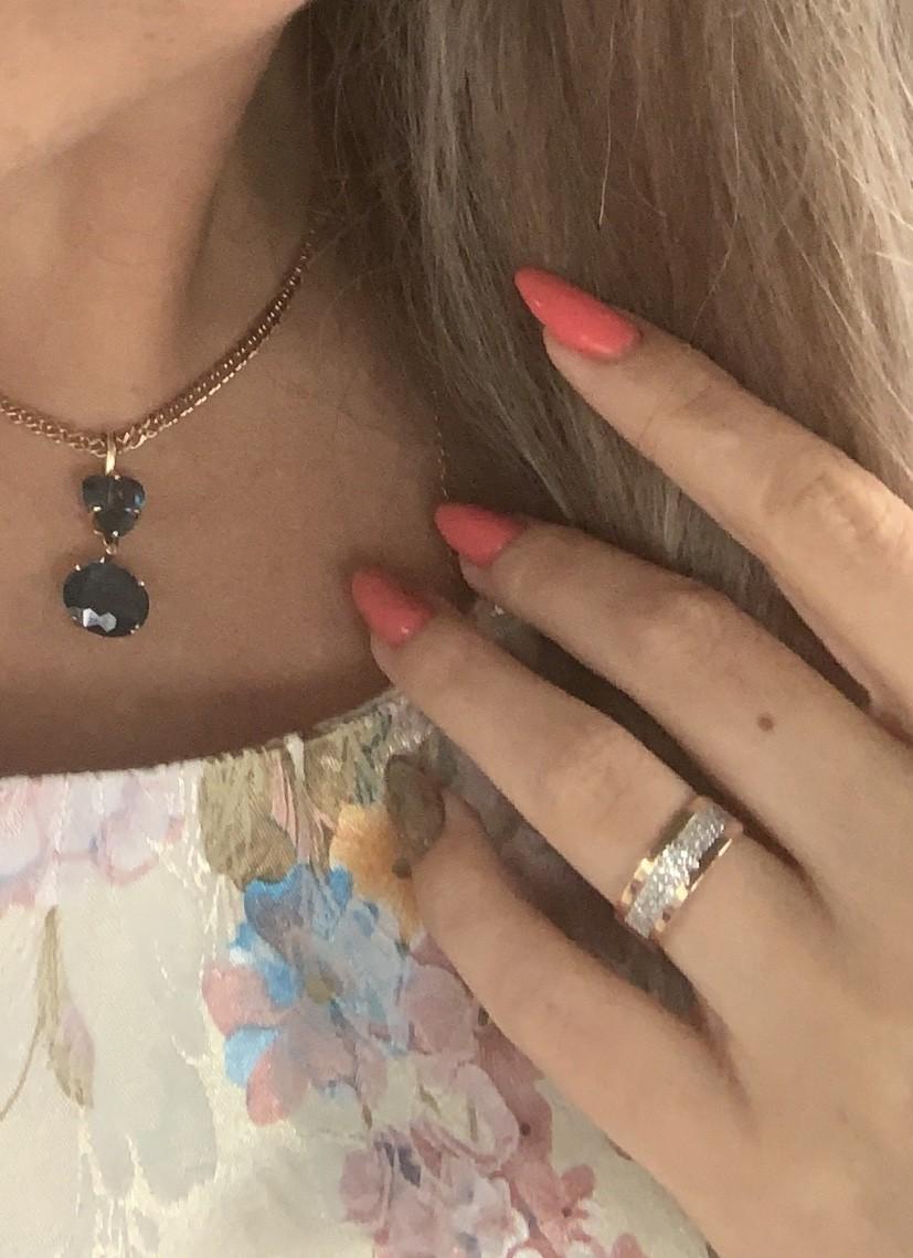 Кольцо нереальной красоты!