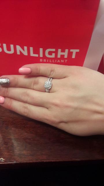 Самое красивое кольцо!)