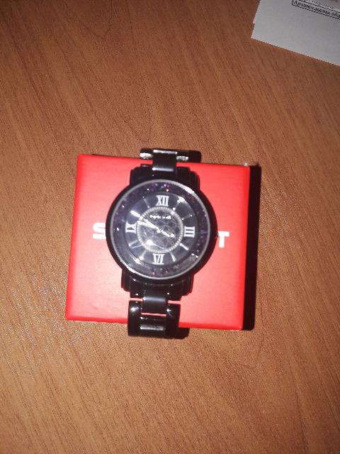 РЕКОМЕНДУЮ! Отличные часы.