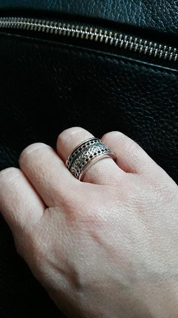 Чумовое кольцо!