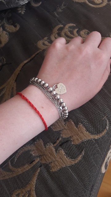 Очень хотела этот браслет,похож на Tiffani&Go