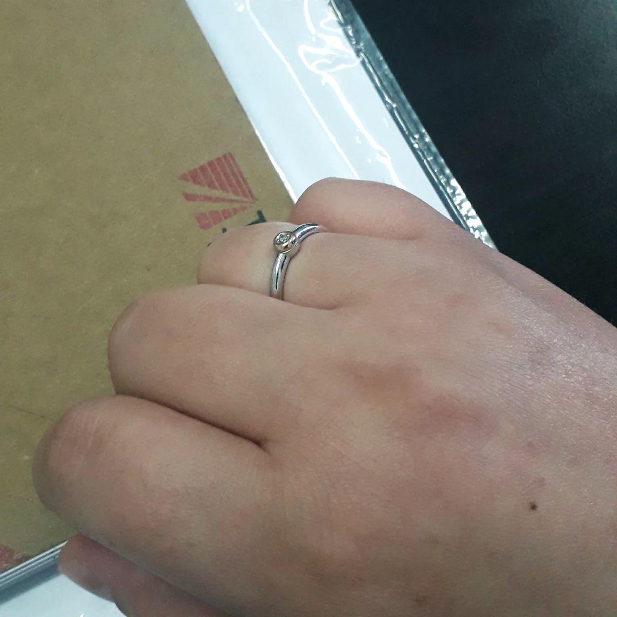 Кольцо из Санлайт