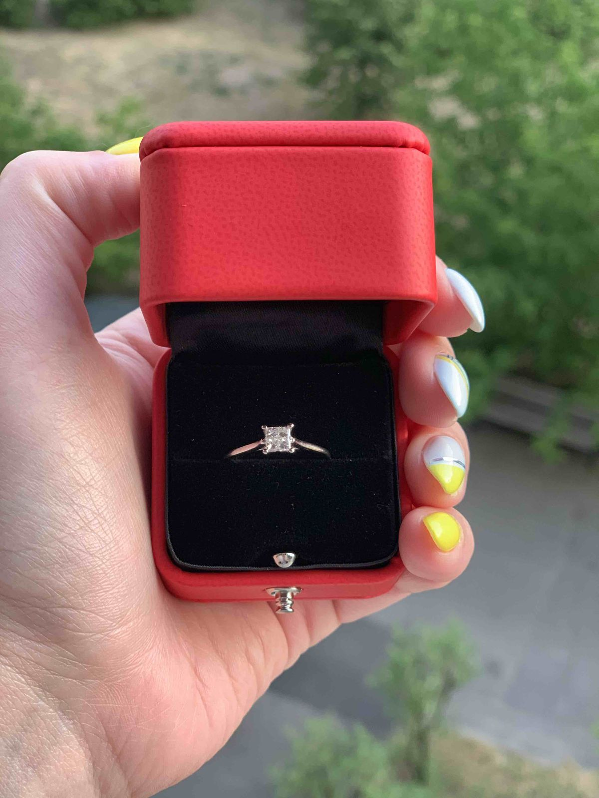 Чудесное кольцо, заслуживает Вашего внимания, однозначно!