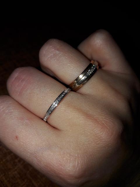 Красивое кольцо, за свою цену реально хит