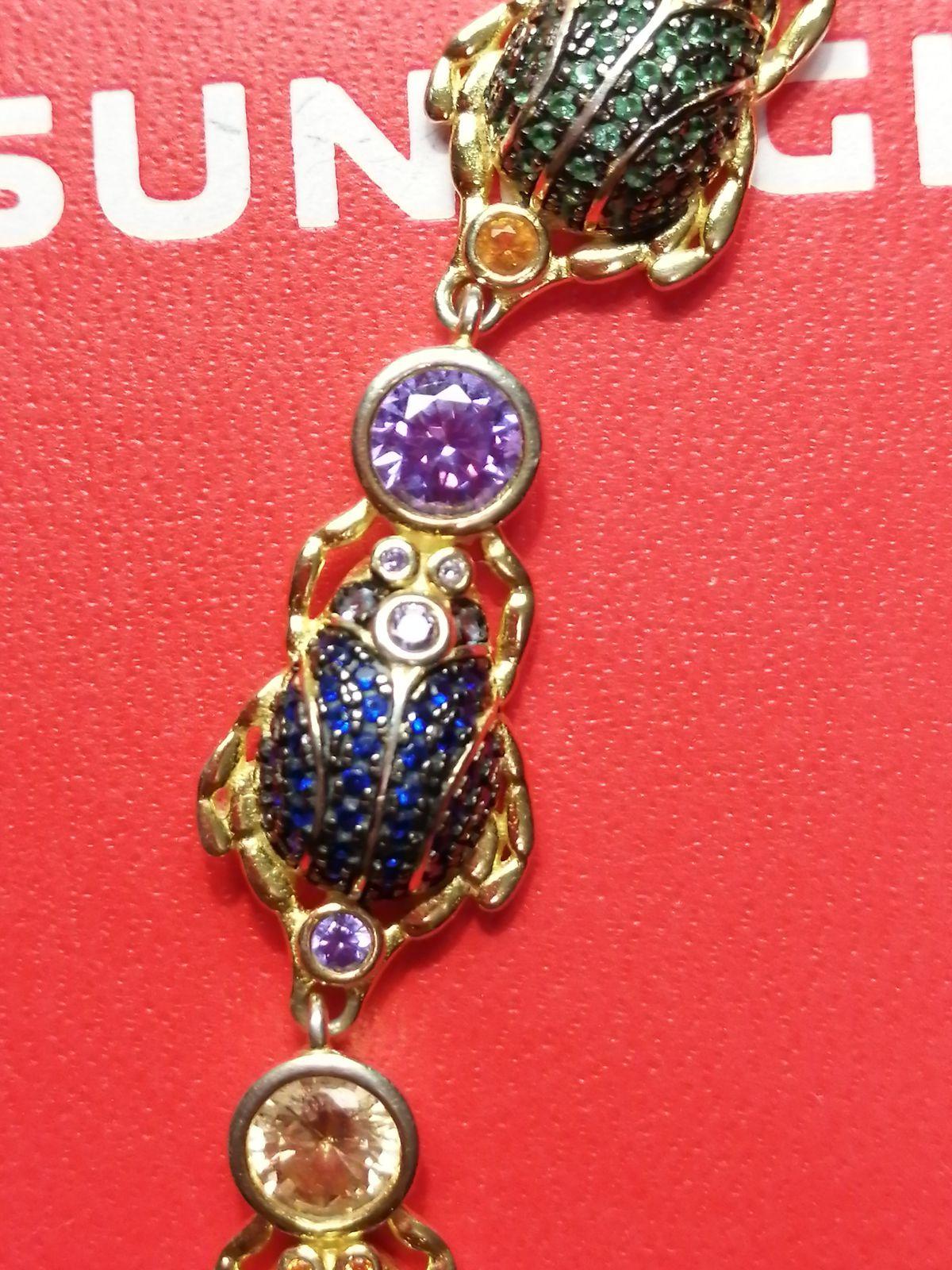 Великолепный египетский браслет