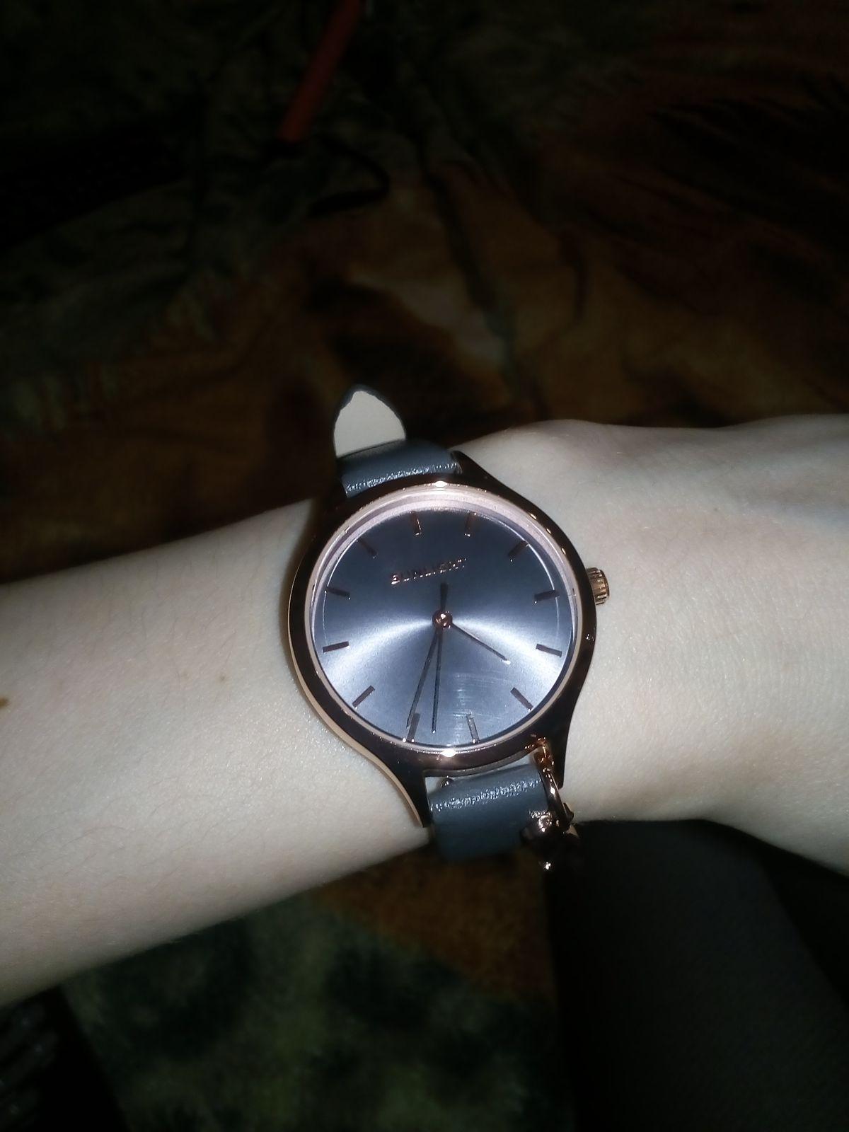 Часики мне в подарок