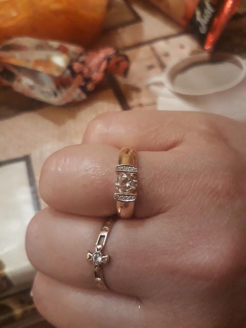 Предложение руки и сердца. Кольцо о котором можно только мечтать.