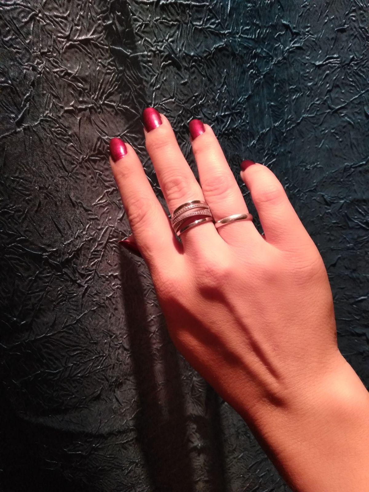 Стало любимым кольцом
