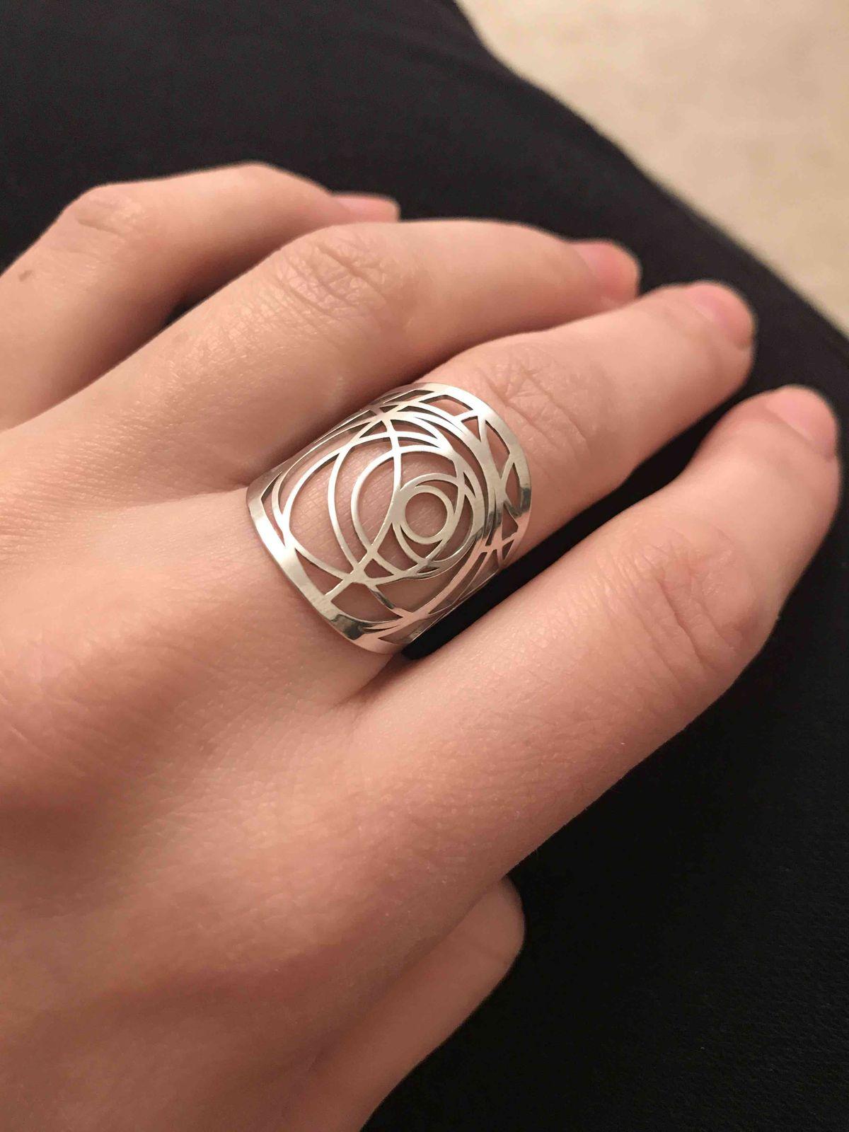 Кольцо для себя)