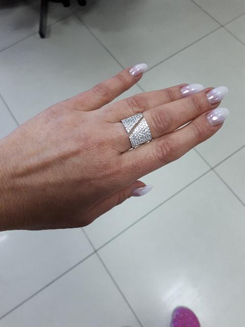 Очень довольна покупкой этого кольца