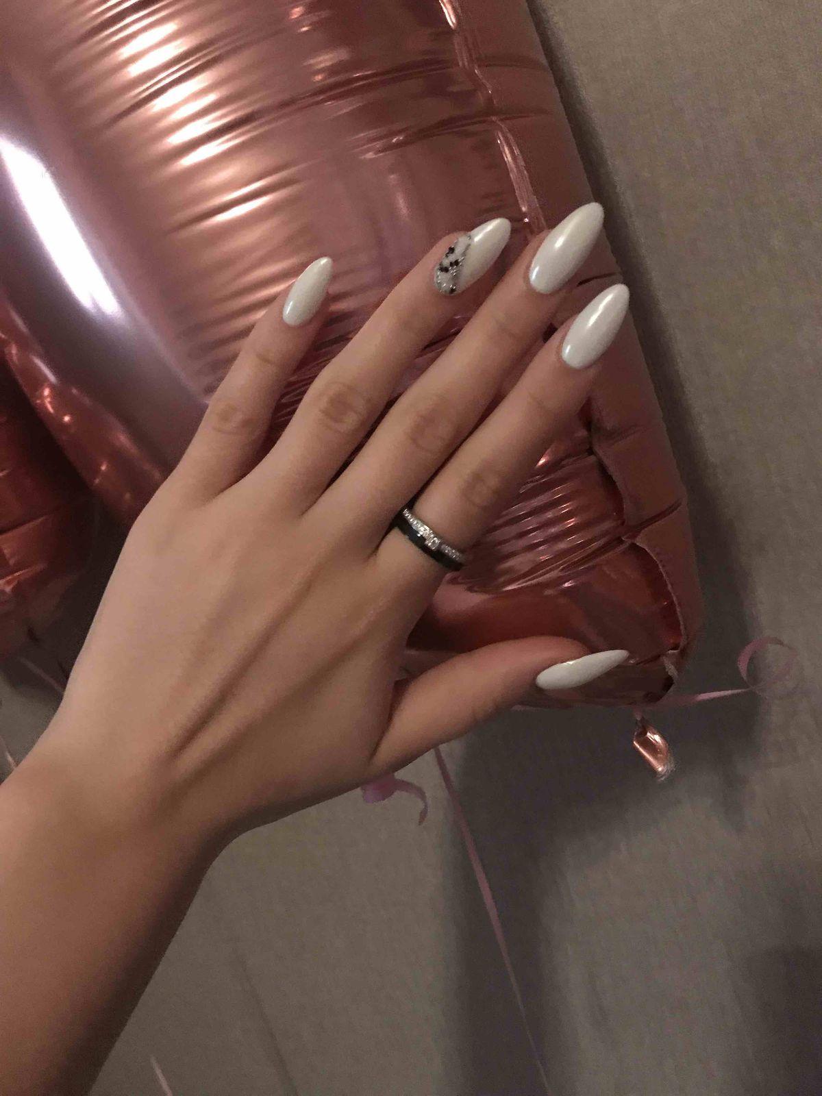 Купила очень крутые кольца