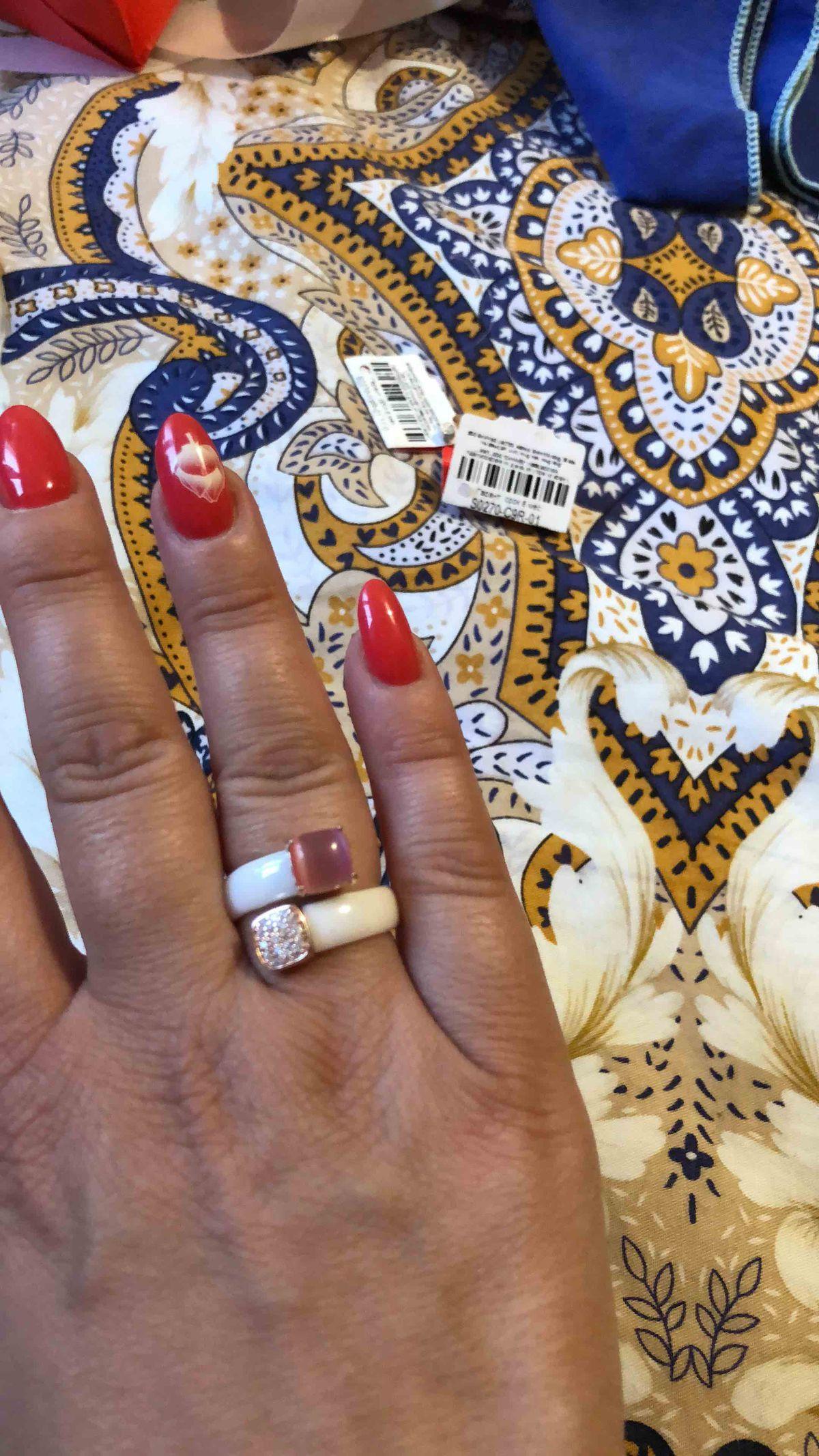 Кольцо неженка