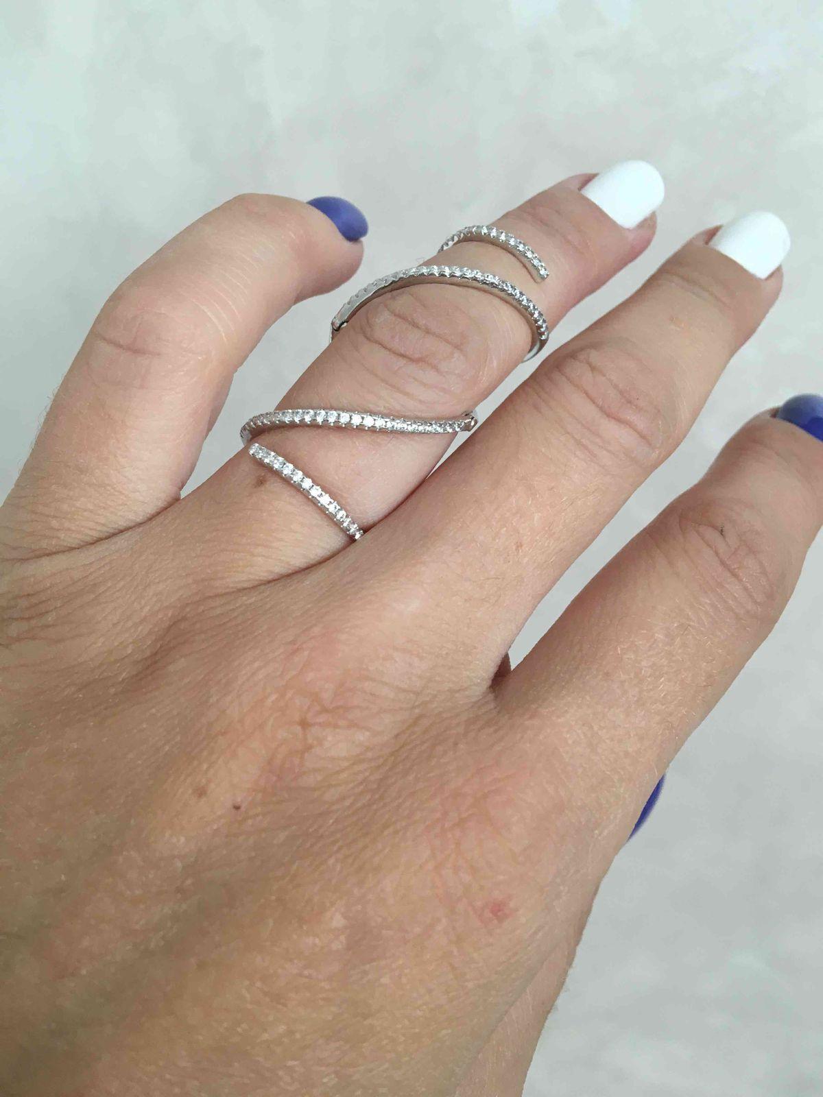 Кольцо крутяшное