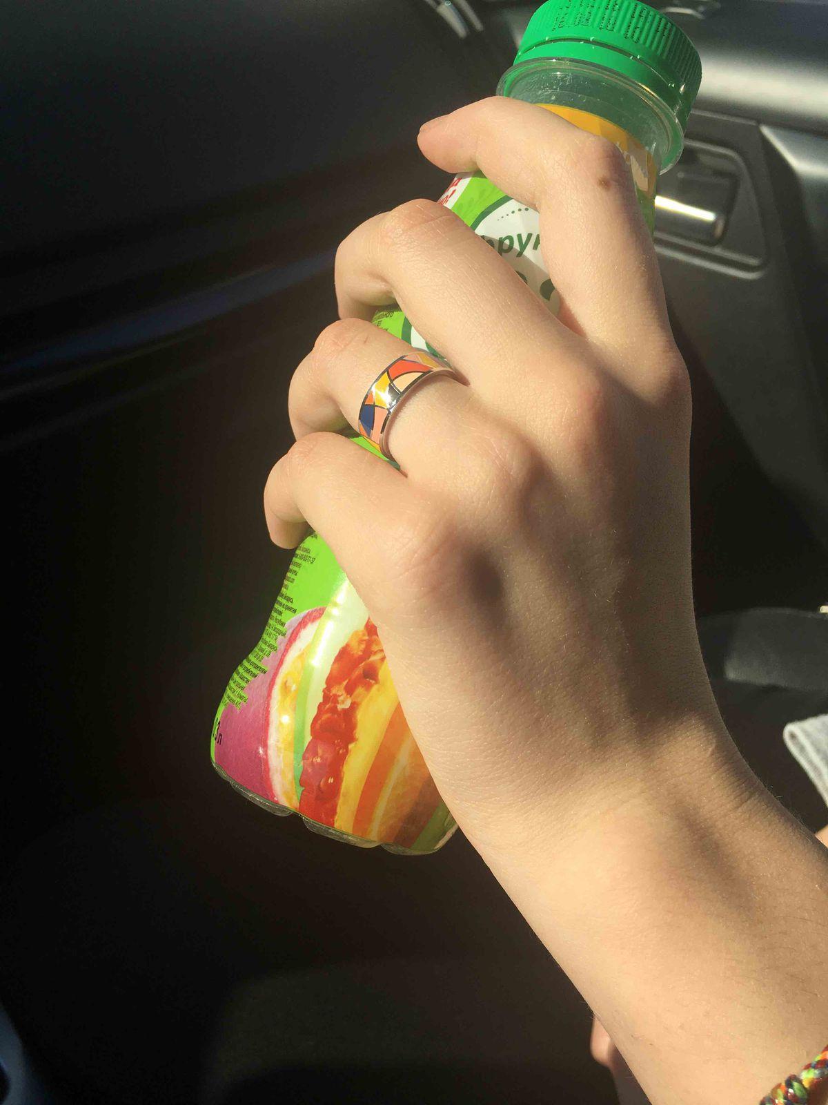 Кольцо весеннее!
