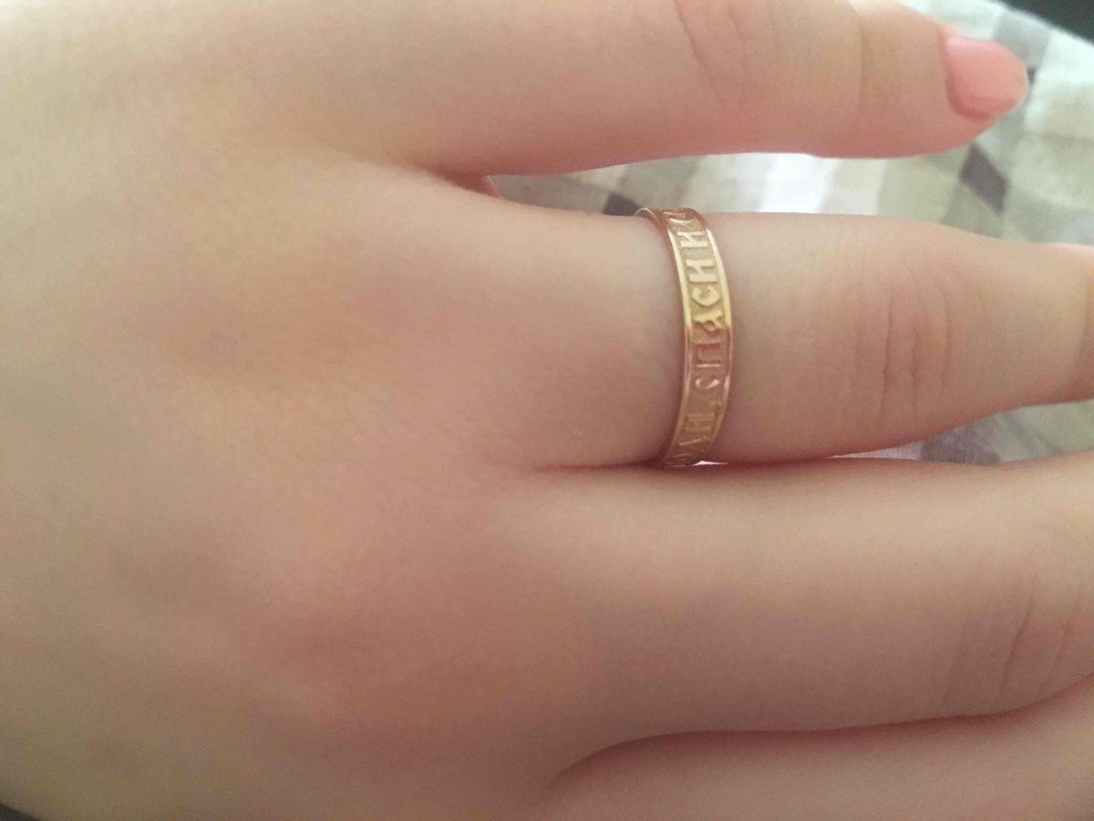 Спасибо магазину санлайт за очень красивое и удобное кольцо