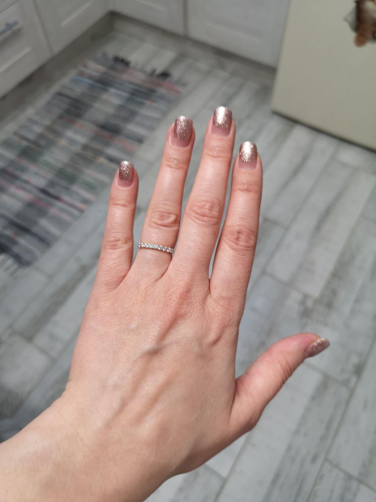 Нежное кольцо!