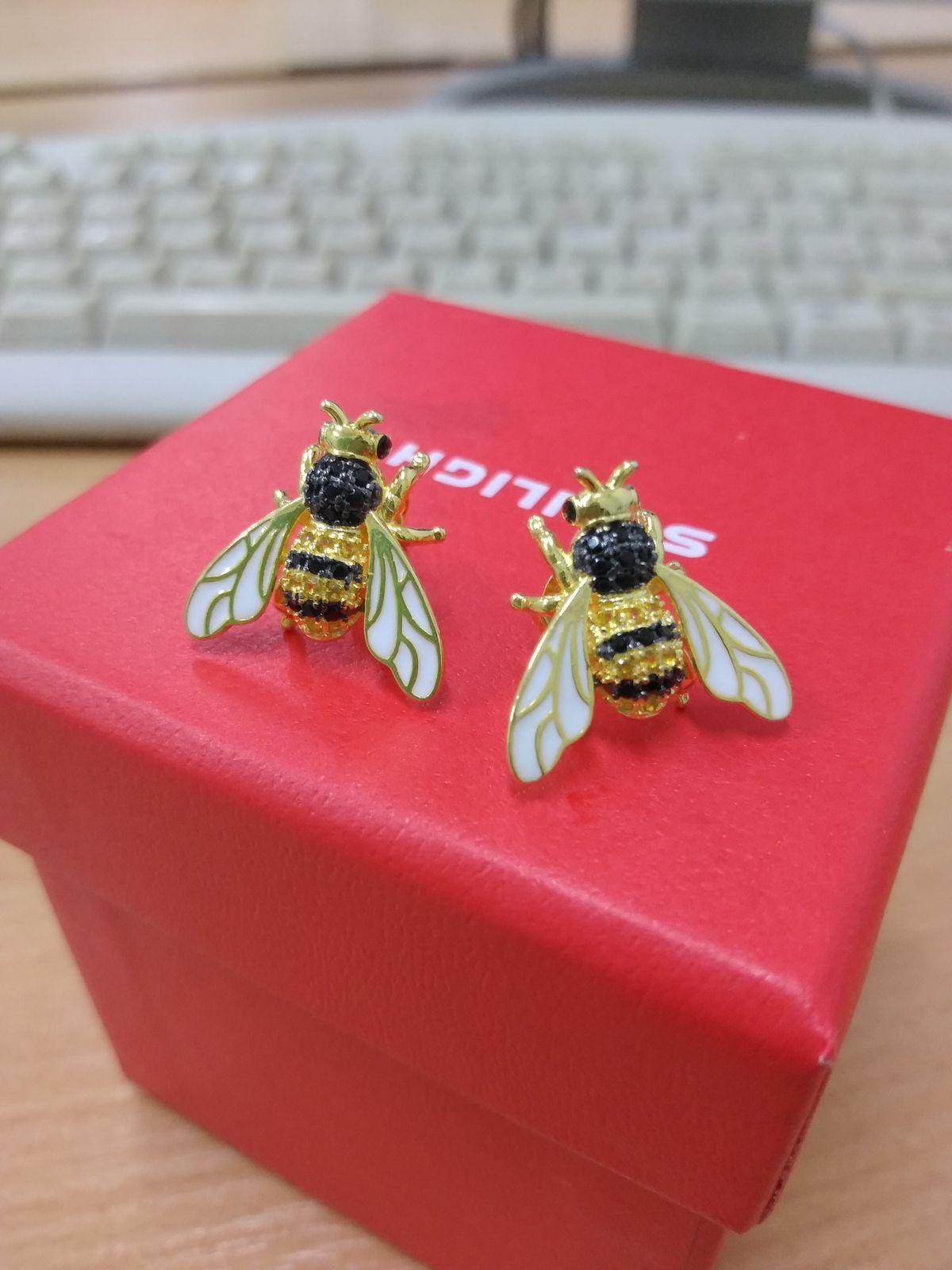 Пчёлки прелесть